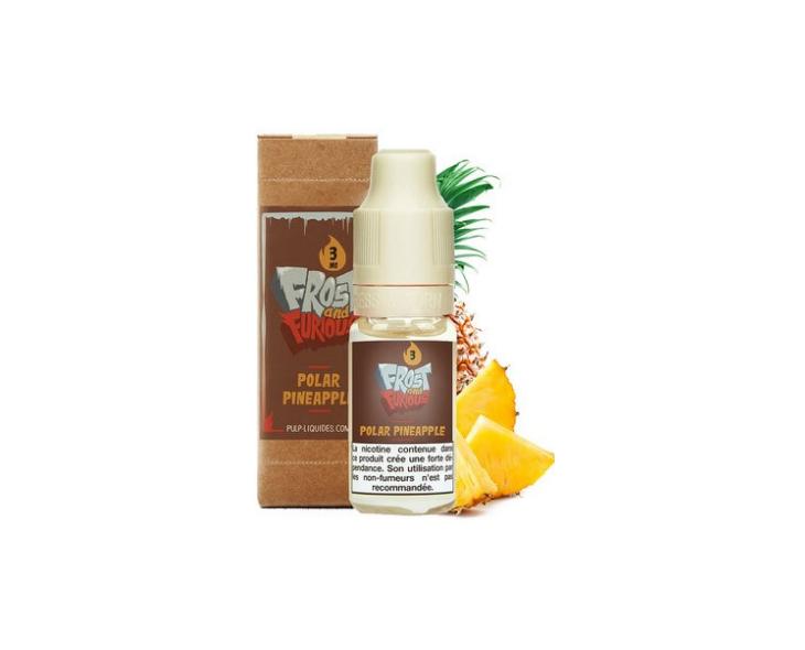 E-Liquide Polar Pineapple Pulp