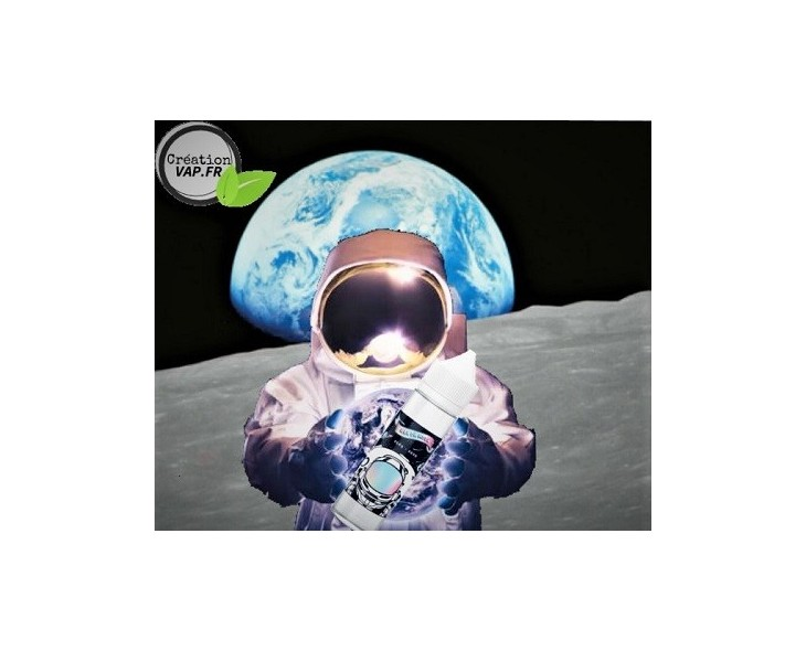 E-Liquide Man On Moon Vaponaute 24 | Création Vap
