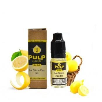 E-Liquide Citron Fizz Sel De Nicotine 20 Mg Pulp | Création Vap