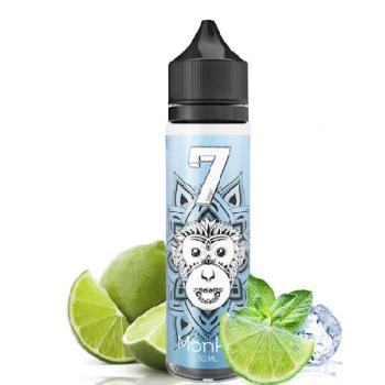 E-Liquide Monkïa Sept De Chez E.Tasty 50 ml