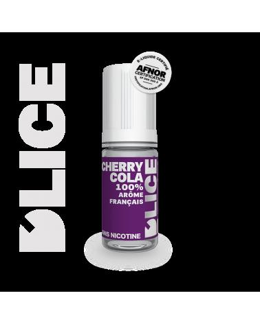 E-liquide D'lice cherry cola | Création Vap