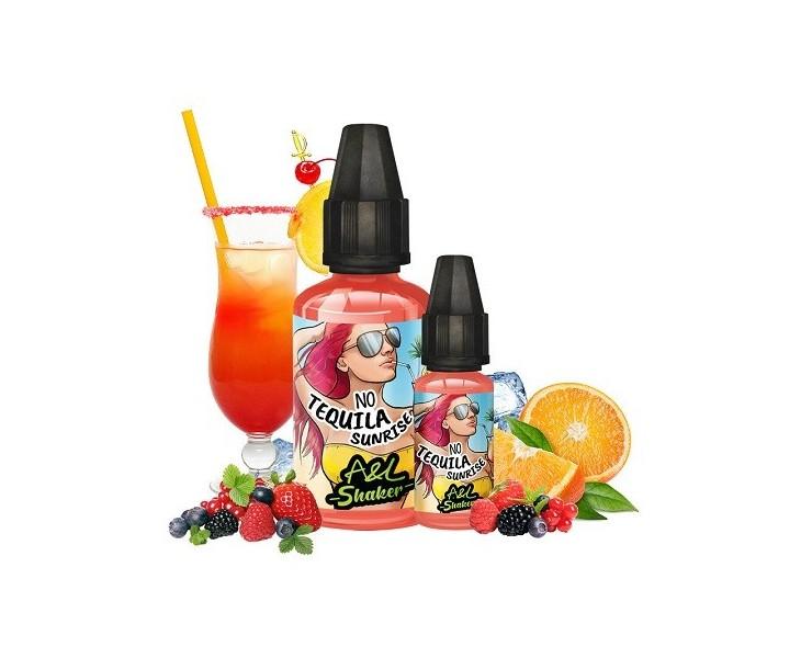 Concentré No Tequila Sunrise Arômes et Liquides   Création Vap