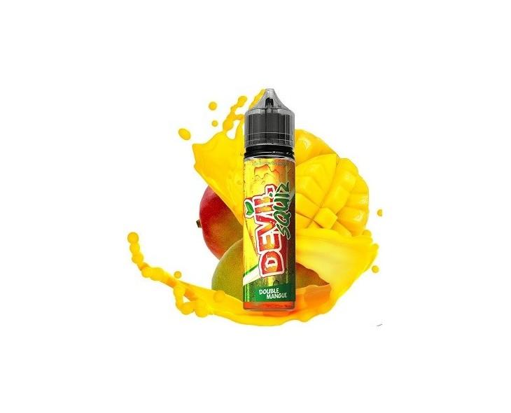 E-liquide Devil Squiz Double Mangue 50 Ml Avap
