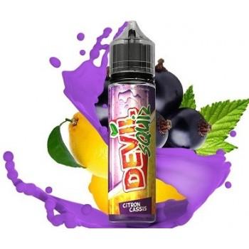 E-liquide Devil Squiz Citron Cassis 50 Ml Avap | Création Vap