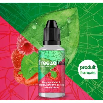 Arome Freeze Tea Raspberry Mint & Wild Strawberry Made In Vape 30 Ml