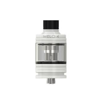 Clearomiseur Melo 4 D25 Eleaf 4.5 ML White