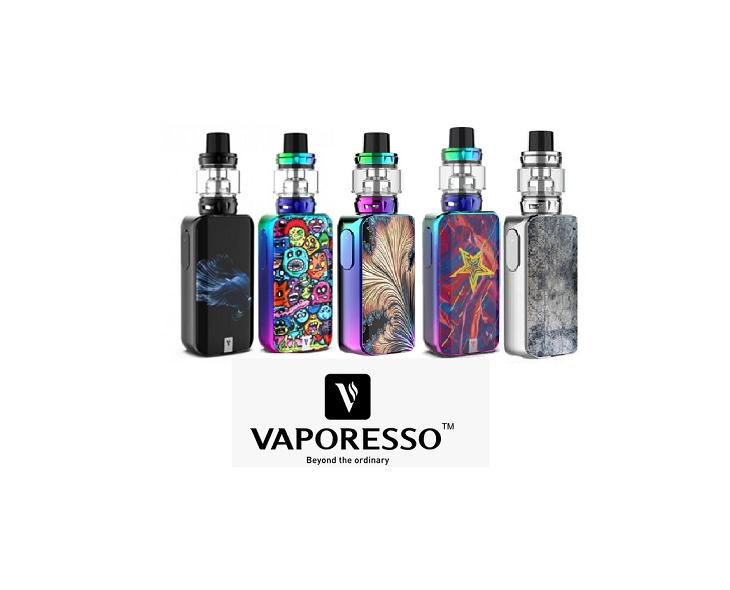 Kit Luxe S Vaporesso 8 Ml 220 Watts