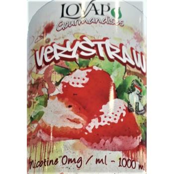 E-Liquide Verrystraw Lovap