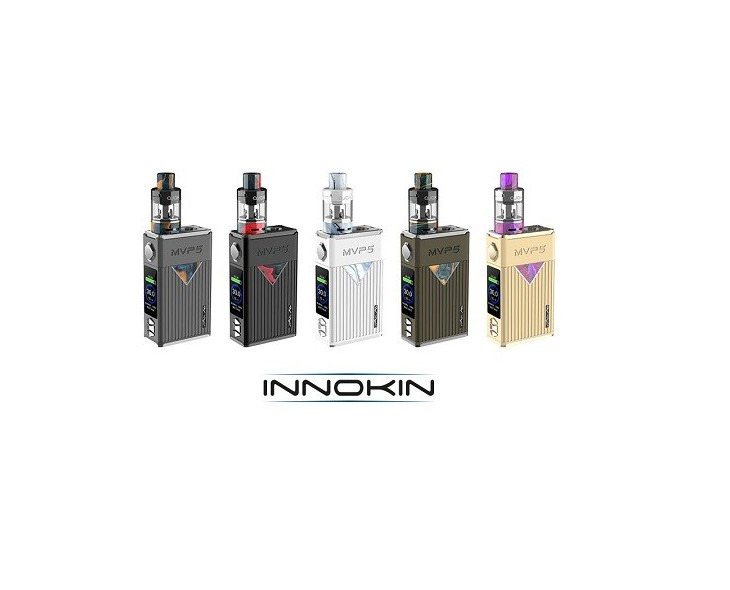 Kit Mvp 5 Ajax 120 Watts 5200 Mah Innokin