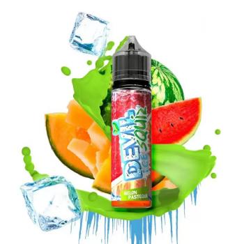 E-Liquide Melon Pastèque Devil Ice Squiz Avap 50 ml | Création Vap