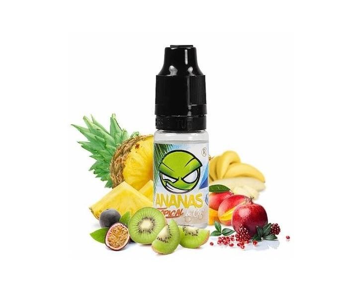 Arôme Ananas Tropical & Co Exo | Création Vap