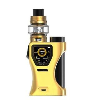 Kit S-Barrel 100 Watts Smok Gold