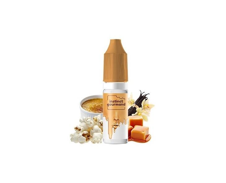 E-Liquide Vanilla & Popcorn Instinct Gourmand Alfaliquid | Création Vap
