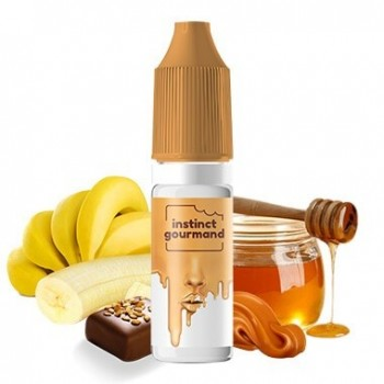 E-Liquide Honey & Milk Instinct Gourmand Alfaliquid