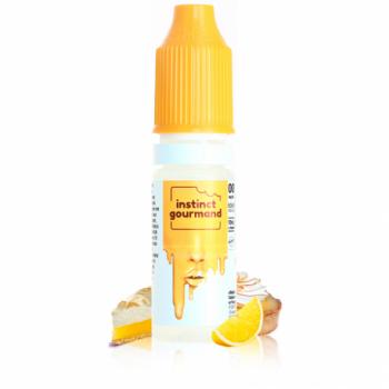E-Liquide Lemon & Pie Instinct Gourmand Alfaliquid | Création Vap