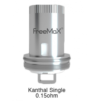 Resistance Kanthal Single Mesh Pro 0.15 ohm Freemax | Création Vap