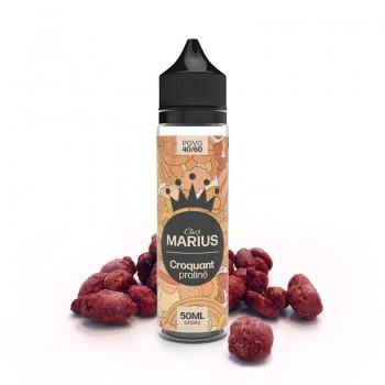 E-Liquide Croquant Praliné Chez Marius E.Tasty 50 Ml | Création Vap
