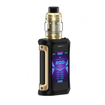 Kit Aegis X Zeus Subohm 5ml Geek Vape Gold