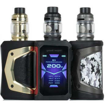 Kit Aegis X Zeus Subohm 5ml Geek Vape