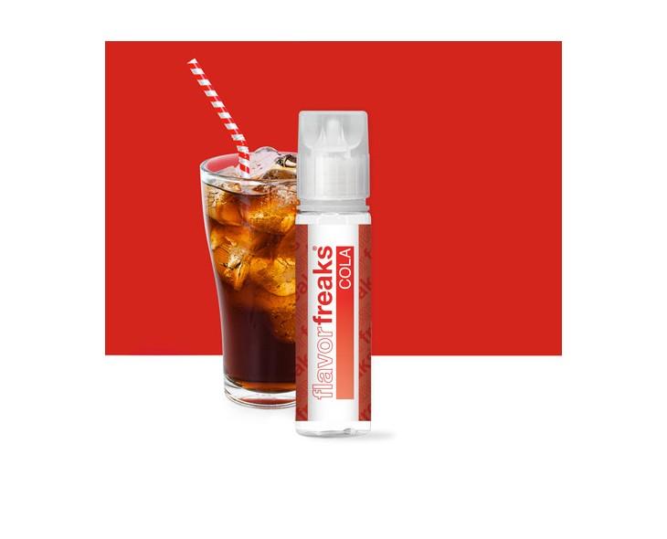 E-Liquide Cola Flavor Freaks 50 Ml | Création Vap