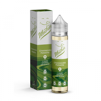 E-Liquide Cheesecake Pistache 50 Ml Machin Savourea