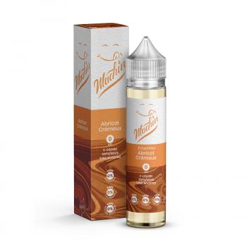 E-Liquide Abricot Crémeux 50 Ml Machin Savourea
