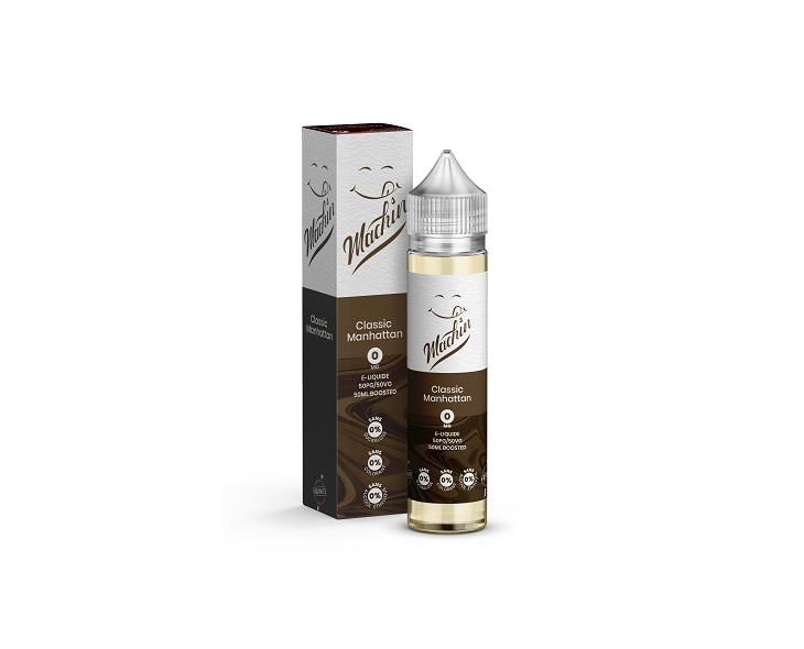 E-Liquide Classic Manhattan 50 Ml Machin Savourea | Création Vap