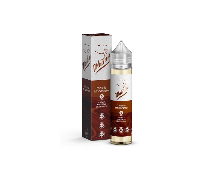 E-Liquide Classic Macchiato 50 Ml Machin Savourea | Création Vap