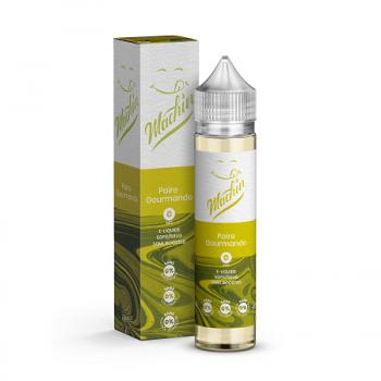 E-Liquide Poire Gourmande 50 Ml Machin Savourea | Création Vap