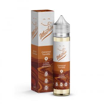 E-Liquide Caramel Torréfié 50 Ml Machin Savourea