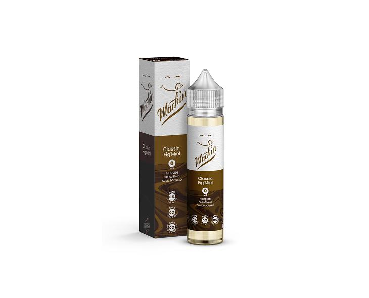 E-Liquide Classic Fig'Miel 50 Ml Machin Savourea | Création Vap