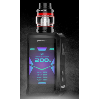Kit Aegis X Tank Cerberus 5.5 Ml Geek Vape