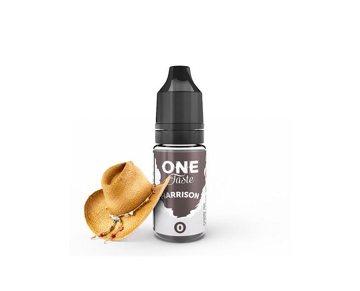 E-Liquide Harrison One Taste E.Tasty | Création Vap