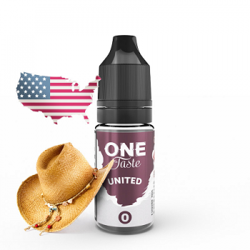 E-Liquide United One Taste E.Tasty