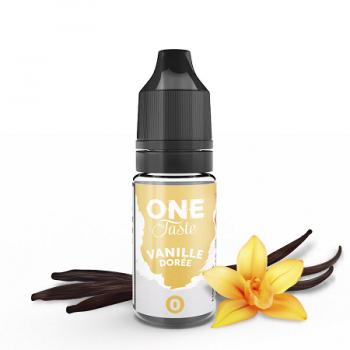 E-Liquide Vanille Dorée One Taste E.Tasy | Création Vap