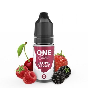 E-Liquide Fruits Rouges One Taste E.Tasty | Création Vap