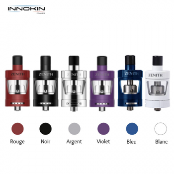Clearomiseur Zenith 3 Ml Innokin