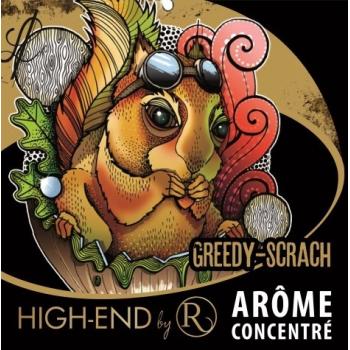 Arôme Concentré Greedy Scratch High-End Revolute | Création Vap