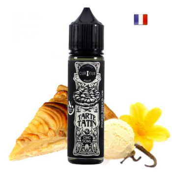 E-Liquide Tarte Tatin Curieux Dessert 50 Ml