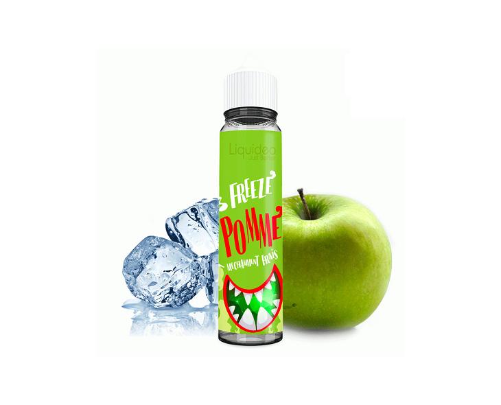 E-Liquide Pomme Freeze Liquideo | Création Vap