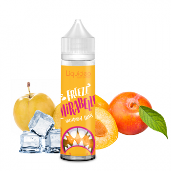 E-Liquide Mirabelle Freeze Liquideo | Création Vap