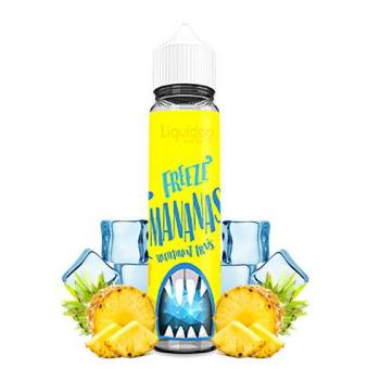 E-Liquide Mananas Freeze Liquideo | Création Vap