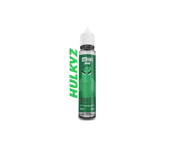 E-Liquide Hulkyz Juice Heroes Liquideo | Création Vap