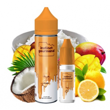 E-Liquide Khao & Mango 60 Ml 6 Mg Instinct Gourmand Alfaliquid
