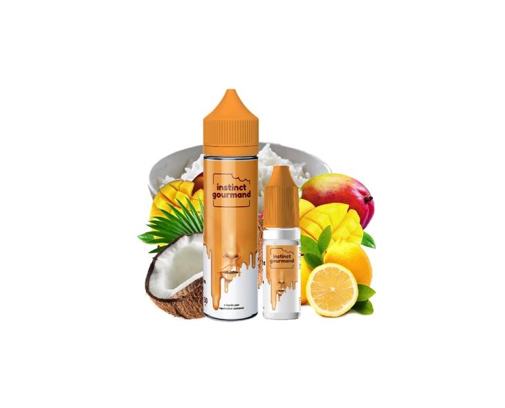 E-Liquide Khao & Mango 60 Ml Instinct Gourmand Alfaliquid | Création Vap