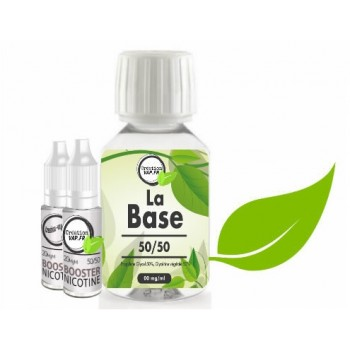 Pack De Base Nicotiné Creation Vap 100 Ml 4 MG