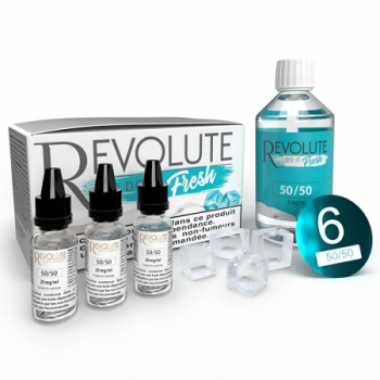 Kit De Base Nicotiné Fresh Revolute 6Mg