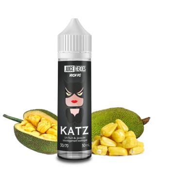 E-Liquide Katz Juice Heroes Liquideo | Création Vap