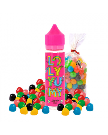 E-Liquide Dragy Pills Loly Yumy E.Tasty | Création Vap