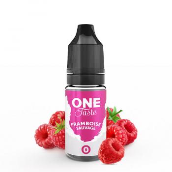 E-Liquide Framboise Sauvage One Taste E.Tasty | Création Vap